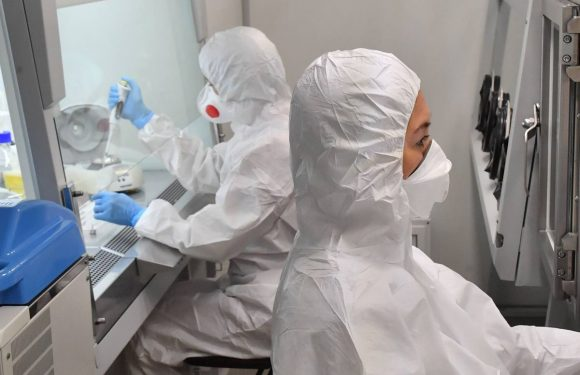 Tests of a Novichok poisoning victim disappeared without a trace in a European laboratory