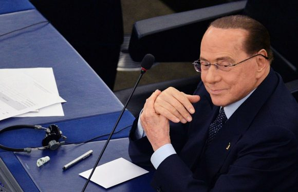 Berlusconi, who was infected with the coronavirus, spoke about his condition
